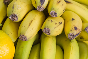 bananas from Gran Canaria