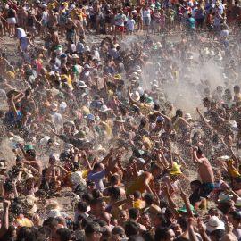 Fiesta del Charco La Aldea 2011-004