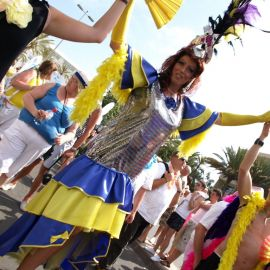 Maspalomas Gay Parade, 2009