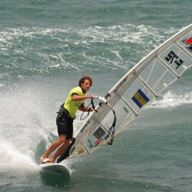 Professional Windsurf Association World Championships, Pozo Izquierdo