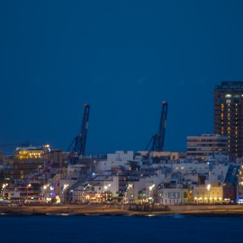 The moon over Gran Canaria_10