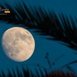 The moon over Gran Canaria_16
