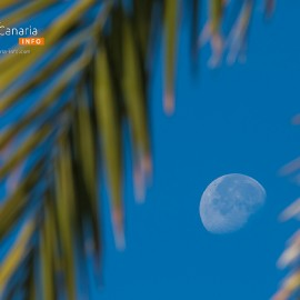 The moon over Gran Canaria_20