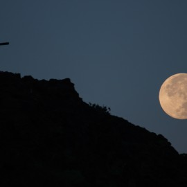 The moon over Gran Canaria_24