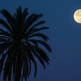 The moon over Gran Canaria_25