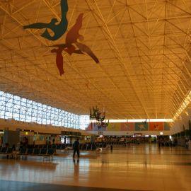 Las Palmas Airport, Gando, LPA