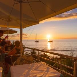 Arguineguin Town & Coast: Sunset