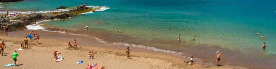 Guide to all the beaches on Gran Canaria