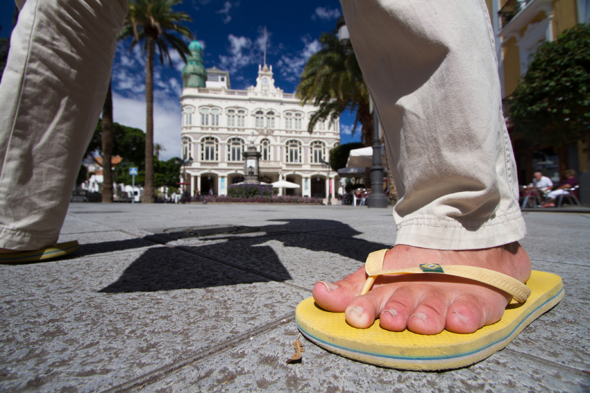 There's more to shoes in Gran Canaria than flip-flops