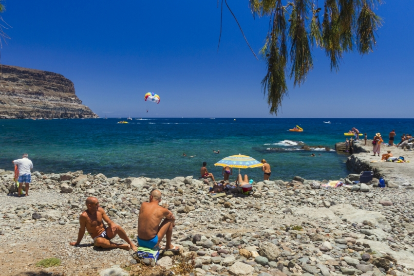 A sunny week forecast for Gran Canaria