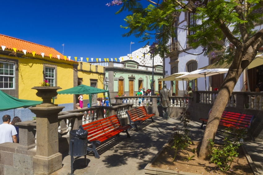 Tip Of The Day: Arucas Old Town Is Worth A Wander