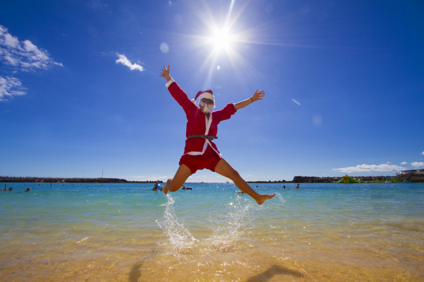 A sunny Christmas week coming up in Gran Canaria