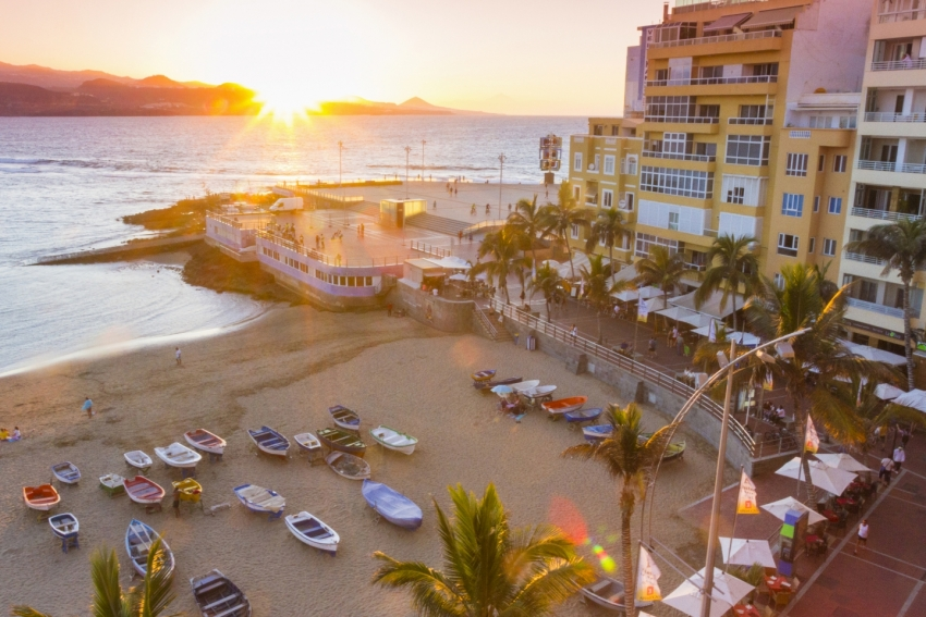 Las Palmas hotel prices are often a bargain