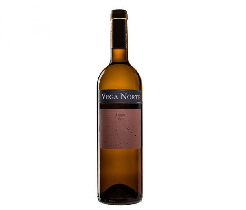 Vega Norte Blanco white wine from La Palma