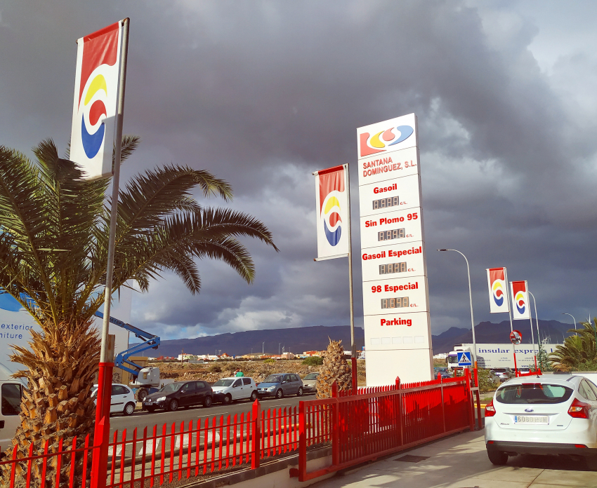 Gran Canaria Tip: Where To Find The Cheapest Petrol On The Island