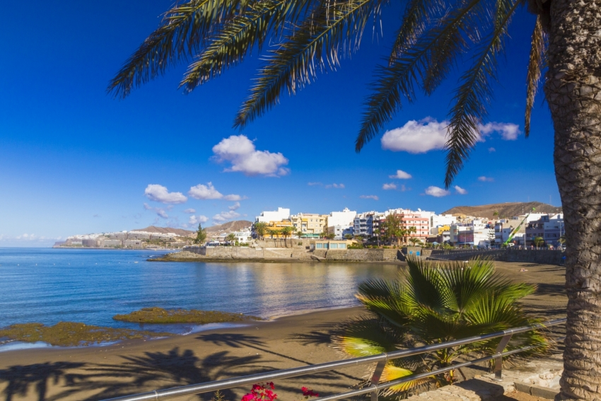 Fluffy clouds forecast this week in Gran Canaria