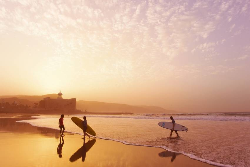 Learn to surf in Las Palmas