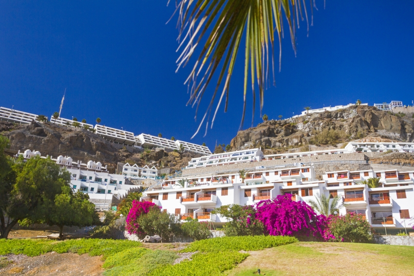 Sunshine due in south Gran Canaria this week