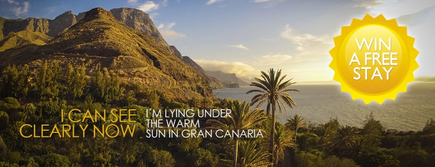 Free holiday in Gran Canaria competition