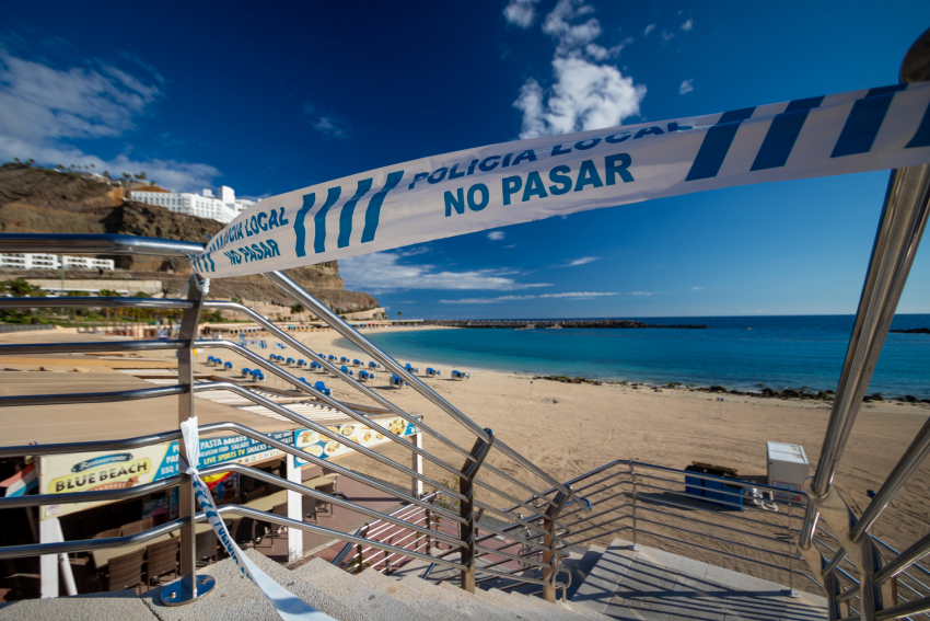 Gran Canaria plans to open up to tourism as soon as possible out of economic neccesity