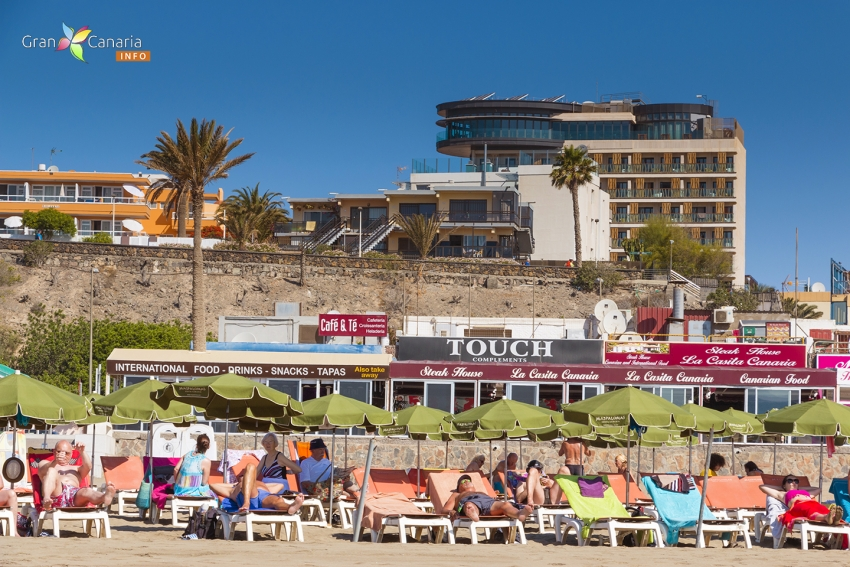 Tourist numbers booming in Gran Canaria