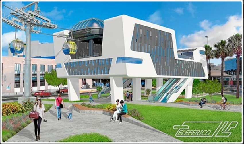 Cable Car Proposed For Las Palmas City: Response Mixed