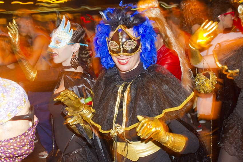 Hollywood Comes To Maspalomas For Carnival