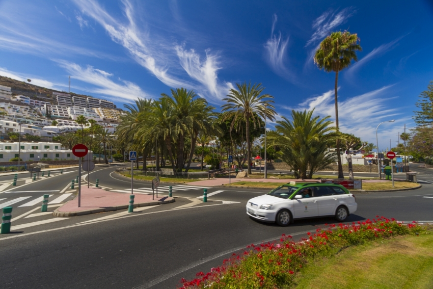 Taxis from Gran Canaria are convenient and pretty cheap