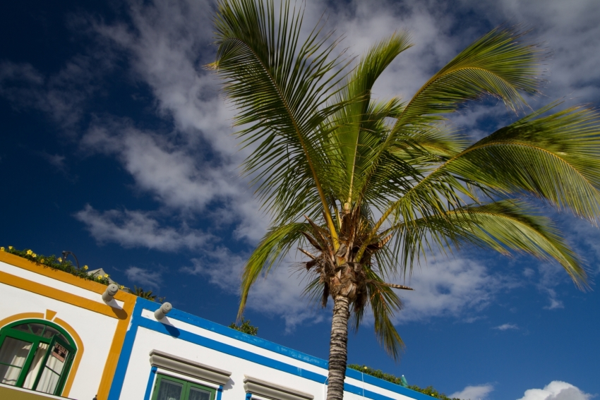 Gran Canaria weather: Mostly sunny in south Gran Canaria